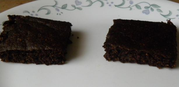 Ana Gourmet: Rich Chocolate Whole Grain Brownies