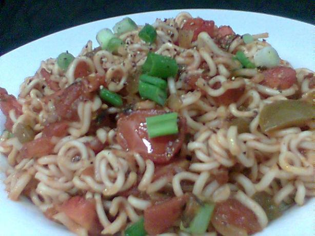 Tasty Tomato Ramen