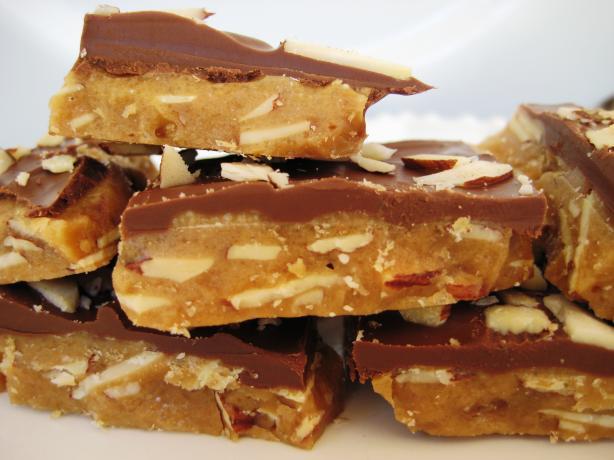 Almond Brickle- Easy