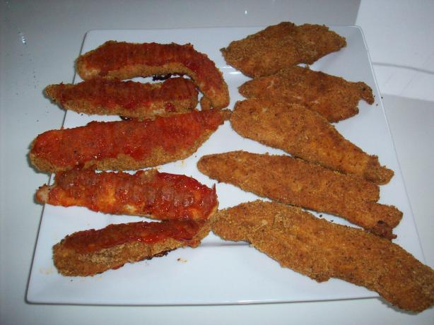 Ww 6 Pt. Buffalo Chicken Strips