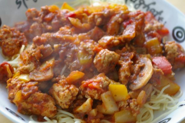 Ww Spicy Ground Chicken