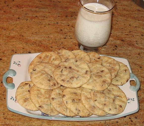 Chocadoodle Cookies