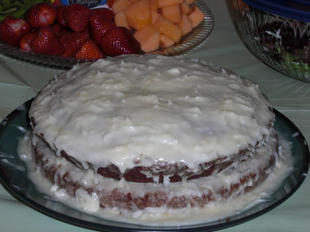 Ginger - Macadamia - Coconut - Carrot Cake!