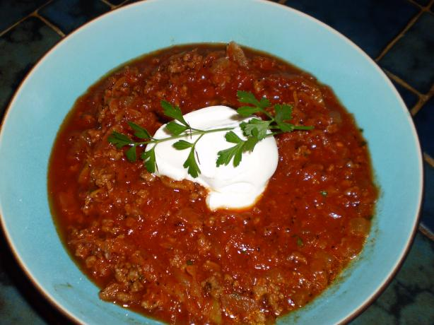President's Soup (Sauerkraut Soup)
