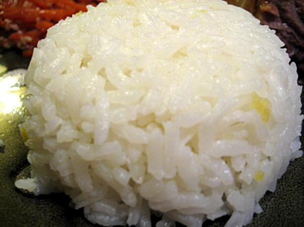 Ginger Scented Rice