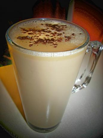 White Chocolate Cappuccino