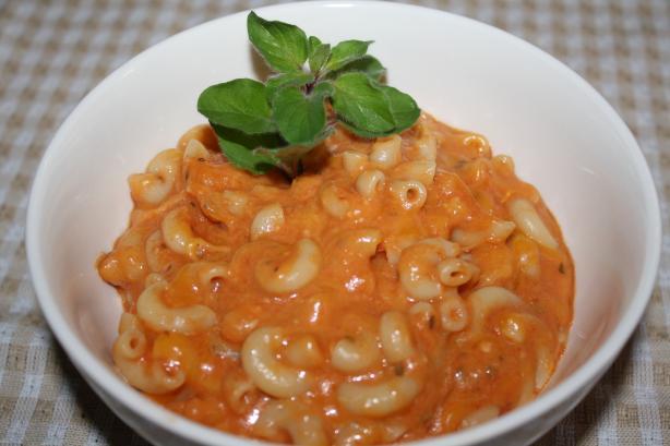 Oven Macaroni