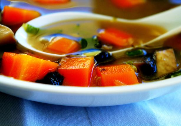 Immunity Building Miso Soup