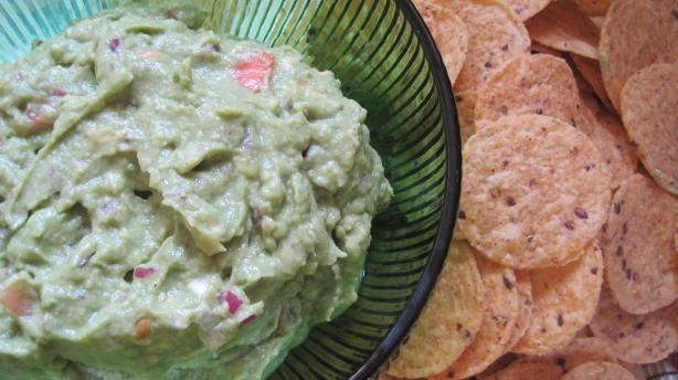 Fresh Made Guacamole