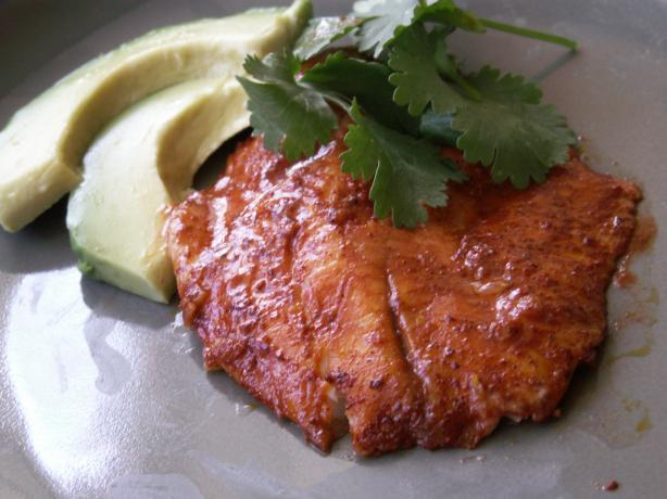 Achiote Tilapia (Super Simple)