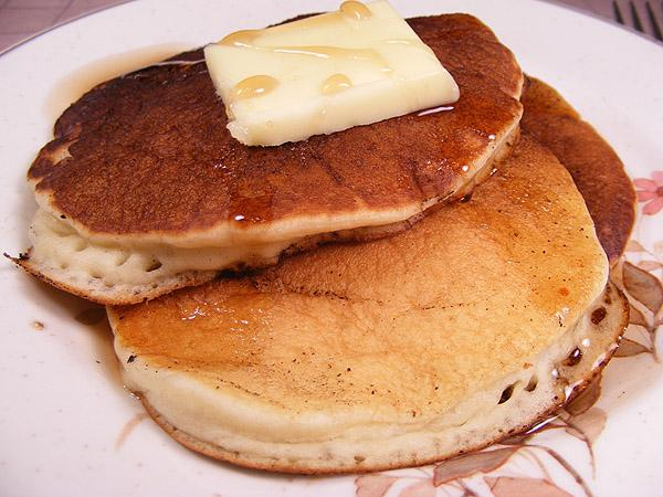 Rogene's Buttermilk Pancakes