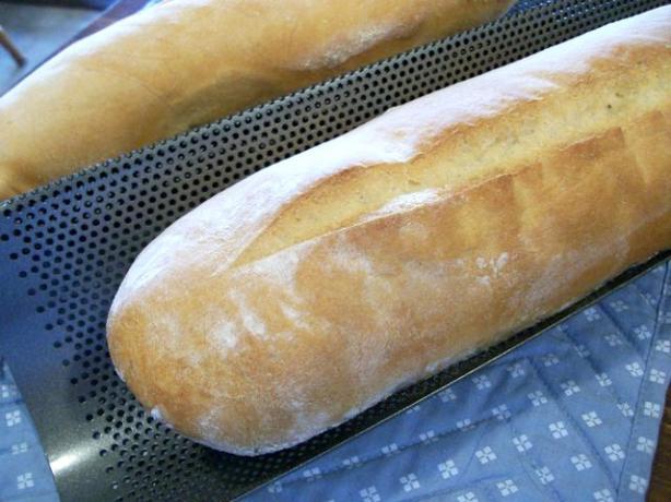 Crispy French Baguettes (Levain Bakery)