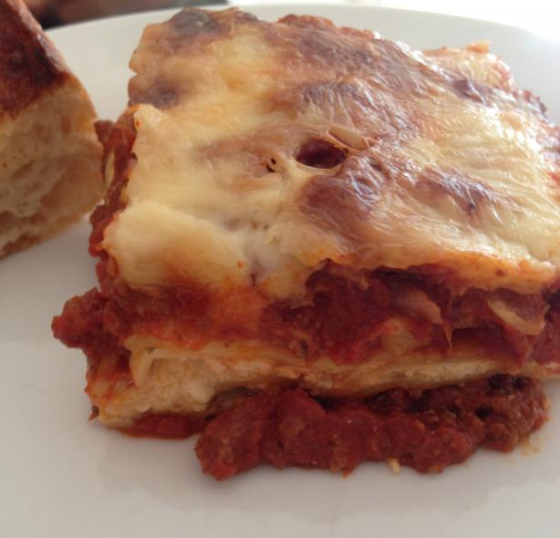 Lasagna - the Best I've Ever Tasted