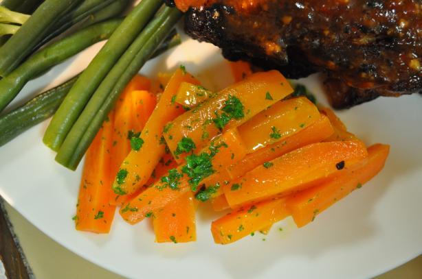 Parsley Carrots