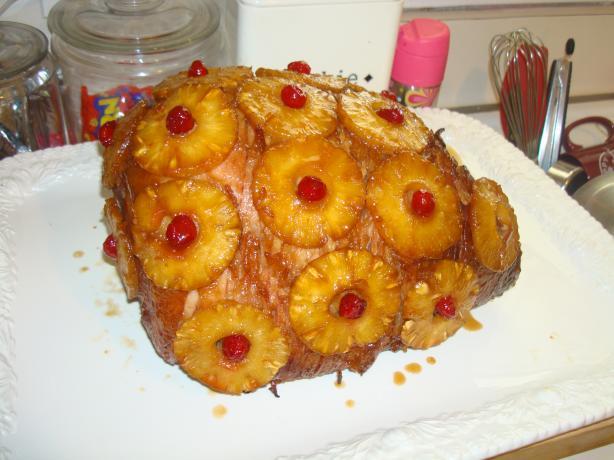 Charmaine Neville's Sweet Baked Ham