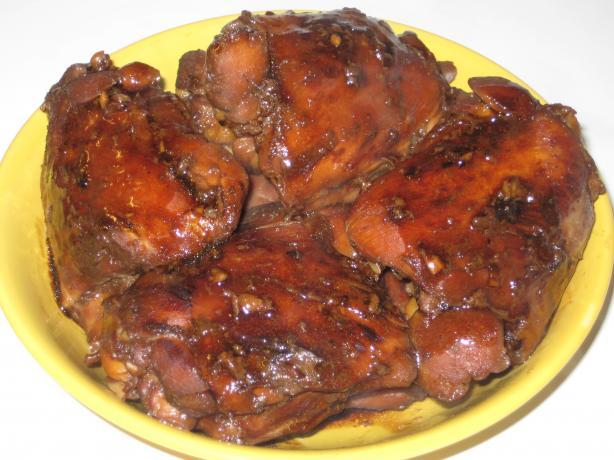 Mocha Chicken