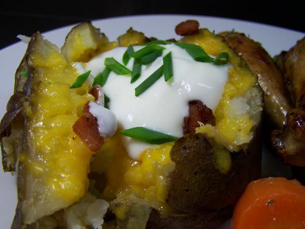 Acadia's Diet Potatoes (Not!)