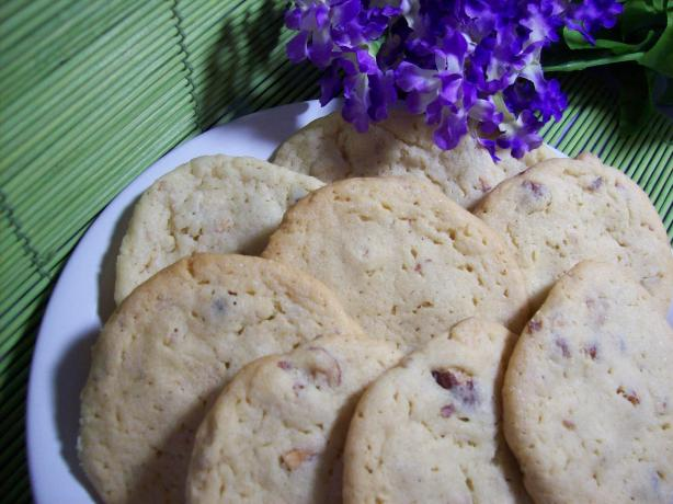 Double Almond Delights ( Cookies )