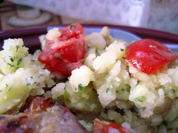 Andalusian Potato Salad
