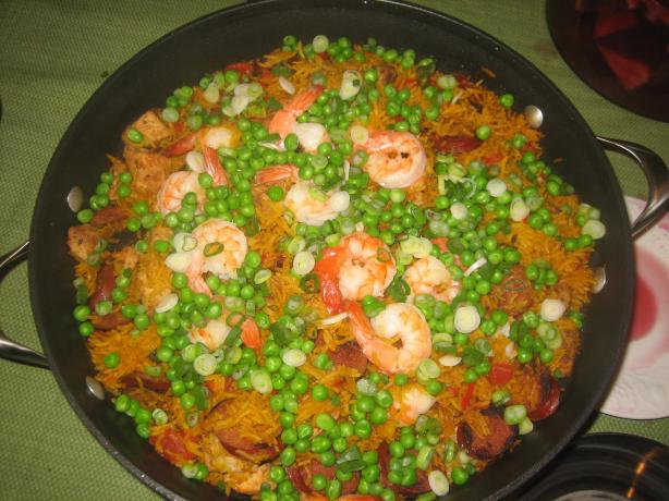 Big Sky Paella