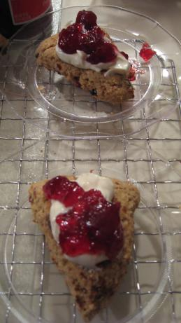 Robin's Fruited Scones