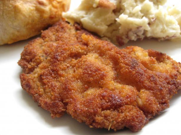 Garlic Schnitzel
