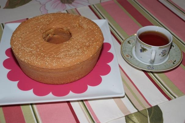 Gers Ogely - Traditional Kuwaiti Cake (Oil Free)