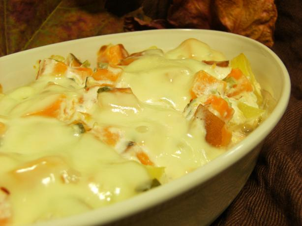 Two-Potato Casserole