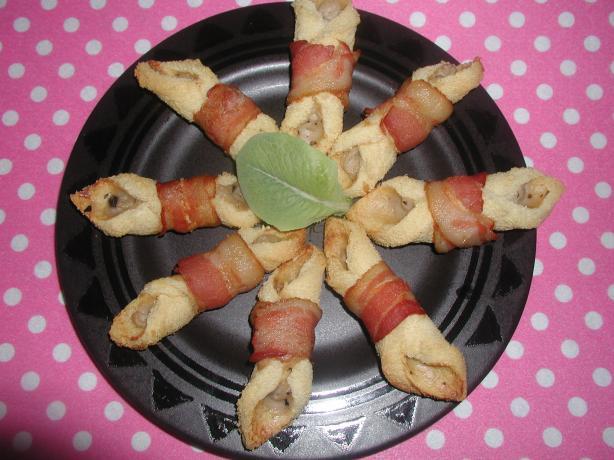 Bacon Bowknots