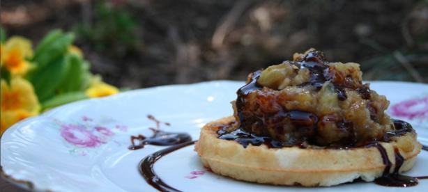 'nana Nut Waffle Topping