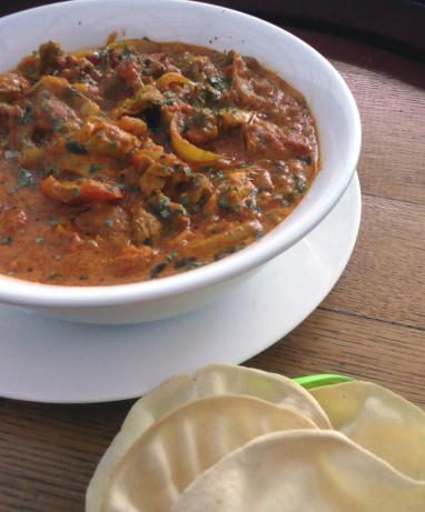 A Taste of Africa - Kenyan Chicken Curry