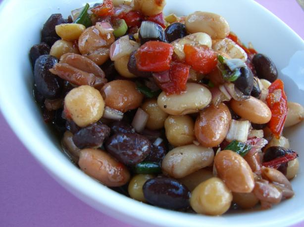 4 Bean Relish