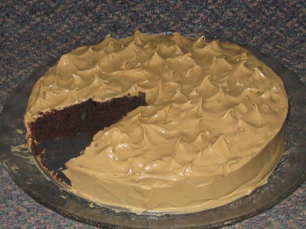 Mocha Mud Cake