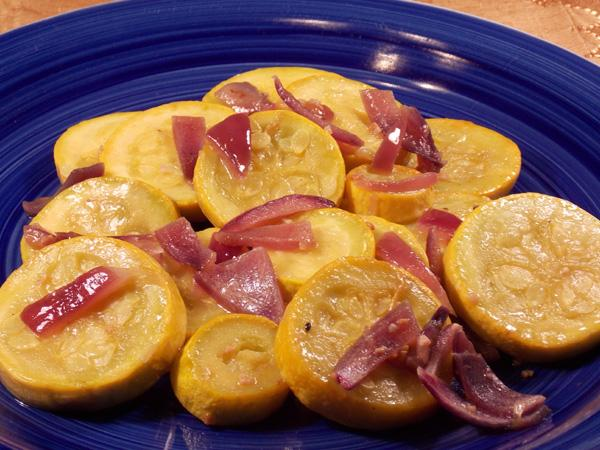 Poohrona's Squash N' Onions