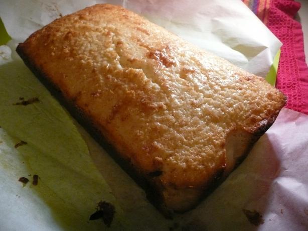 Salvadorian Quesadilla Cake