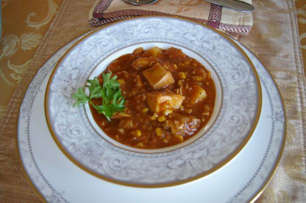 Mrs. Wilkes' Boarding House Brunswick Stew
