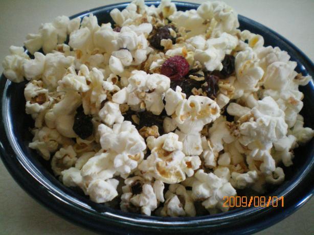 Popcorn Granola