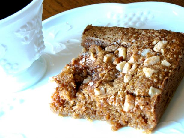 Bavarian Coffee Cake