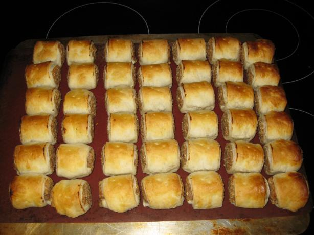 Country Cottage Rolls (Vegetarian)