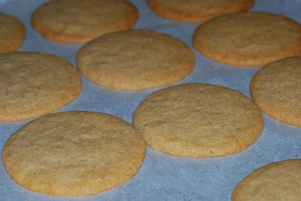 Finnish Cardamom Cookies
