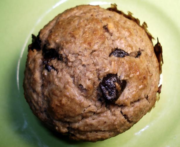 Peanut Butter & Bran Muffins