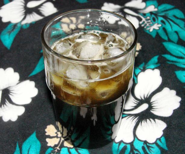 Spanish Moss Cocktail