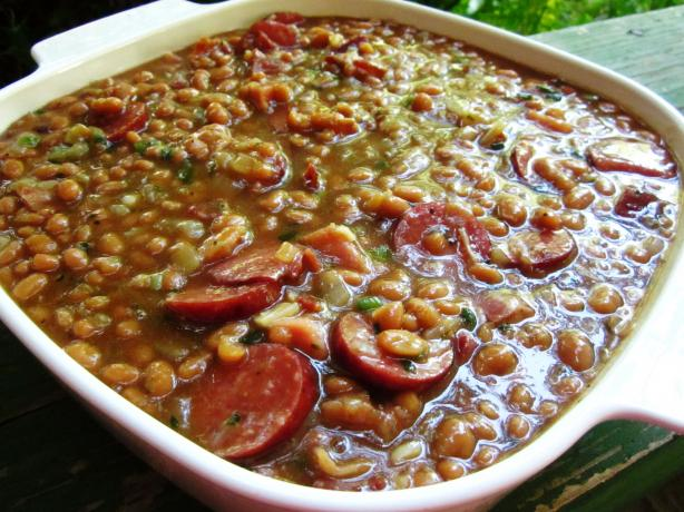 Mean Beans (Pork and Beans)