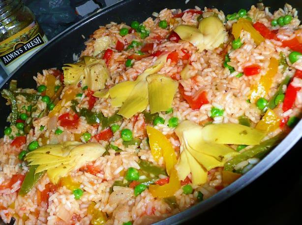 Deliciously Healthy Paella