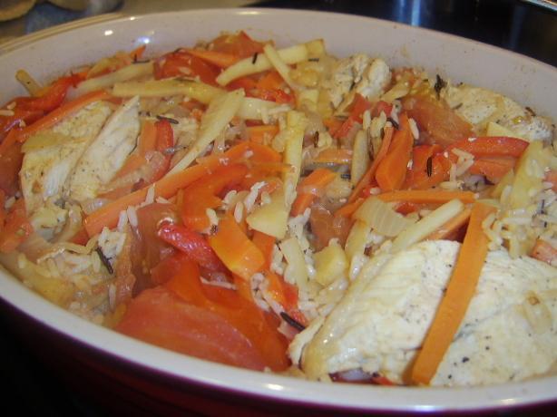 Portuguese Chicken Piri-Piri