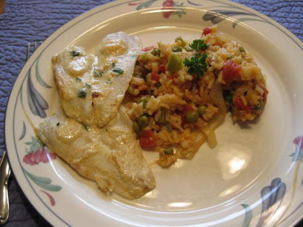 Portuguese Filet of Sole