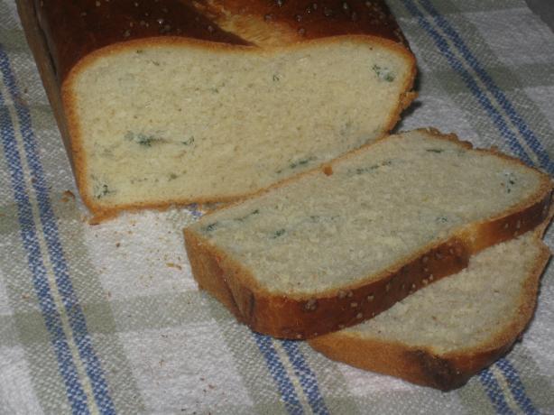 Australian Four Herb Bread