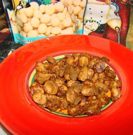 Caramelized Macadamia Nuts