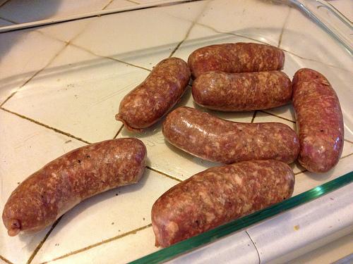 Homemade Chorizo