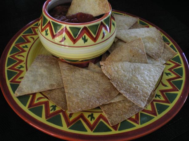 Onion-Flavored Tortilla Crackers